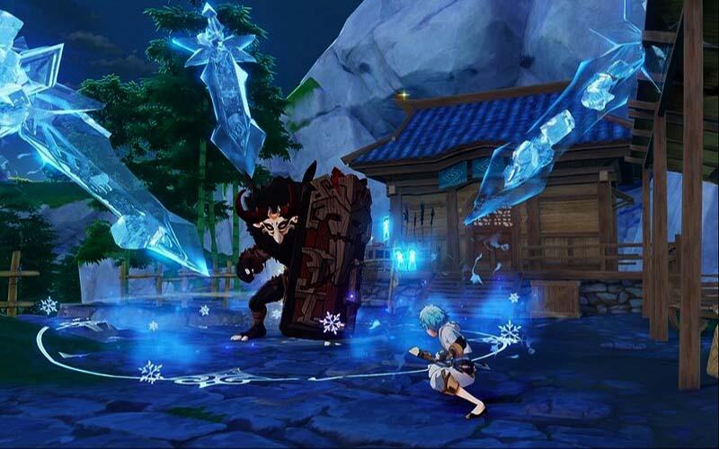Genshin Impact – World of Adventure