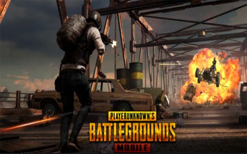 PUBG MOBILE – Traverse-Insectoid