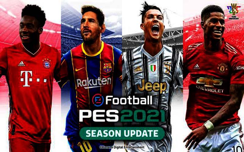 eFootball PES 2021 | PES MOBILE 2021