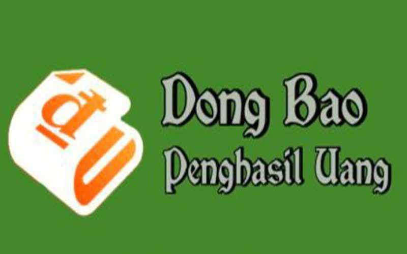 Aplikasi Dong Bao penghasil