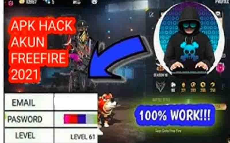 Apk Hack Akun FF