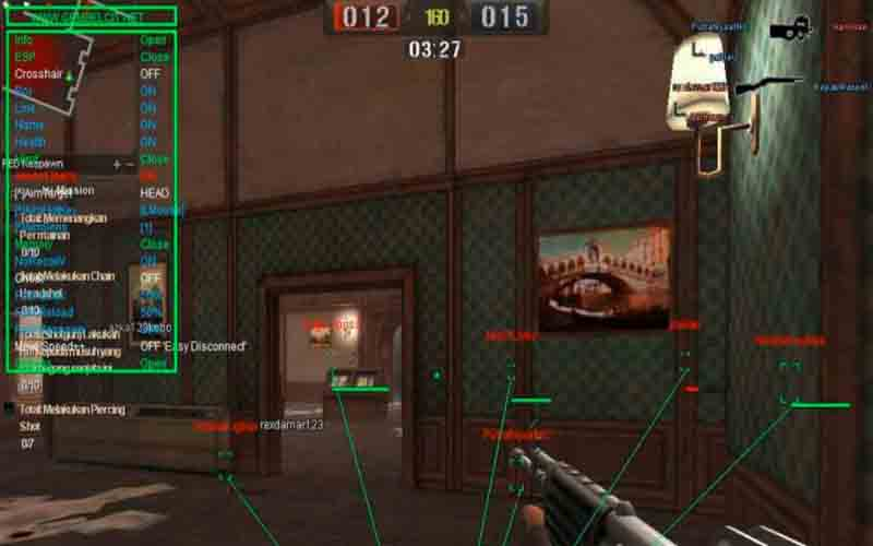 Cheat pb zepetto Game Point Blank