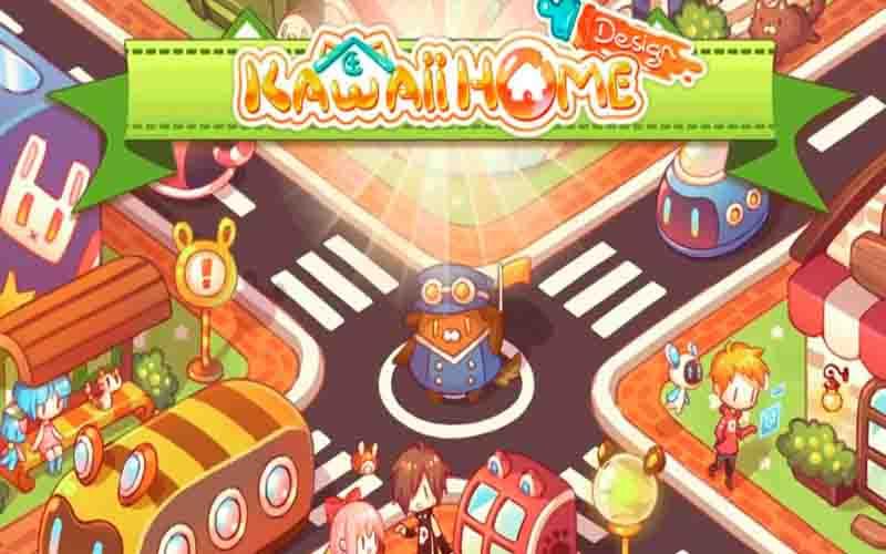 Download Game Kawaii Home Design Mod Apk Terbaru 2021