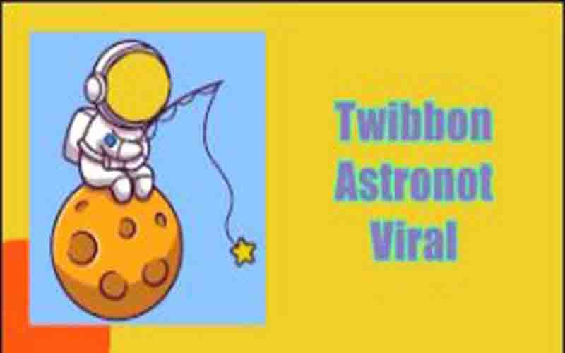 Link Unduh Twibbon Astronot Viral