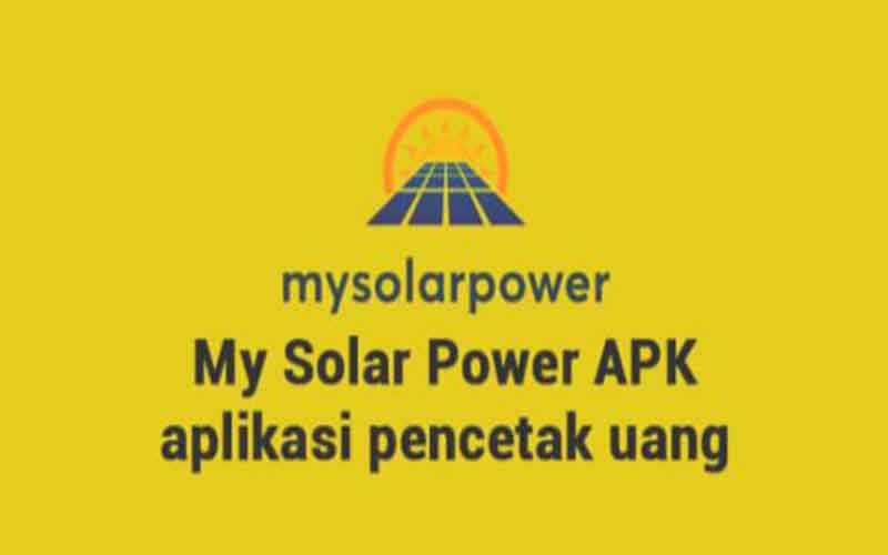 My Solar Power Login APK