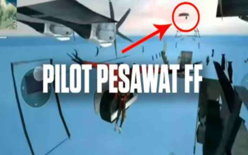 Siapa Pilot Pesawat