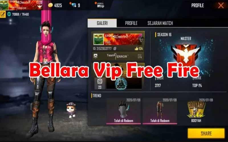 Download Bellara VIP Apk Terbaru