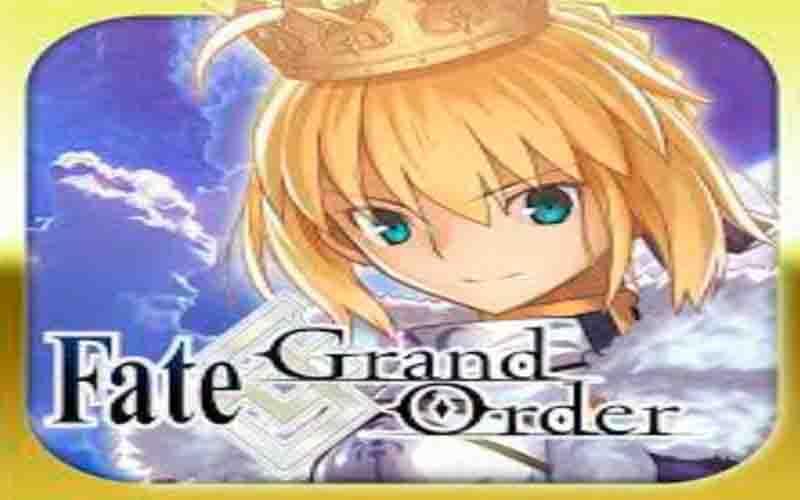 Download Fate Grand Orders FGO JP Apk, Game Terbaru 2021