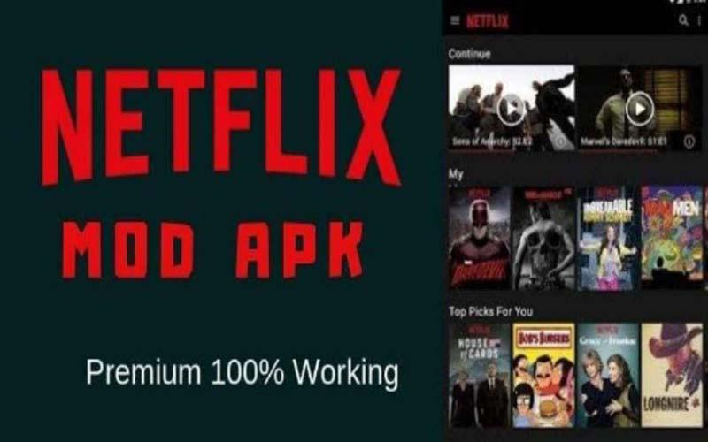 Download Netflix Mod Apk Premium Terbaru