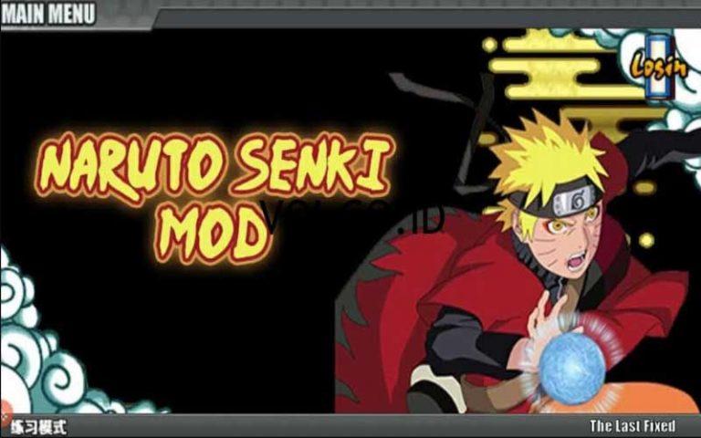 Link Unduh Naruto Senki Mod Apk Terbaru