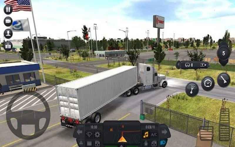 Link Unduh Truck Simulator Ultimate Mod Apk