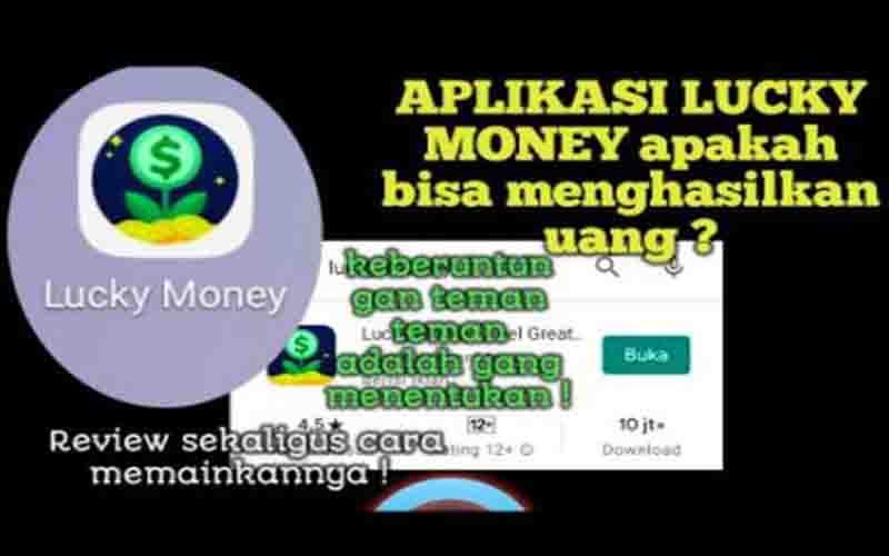 Lucky Money Apk Penghasil Uang