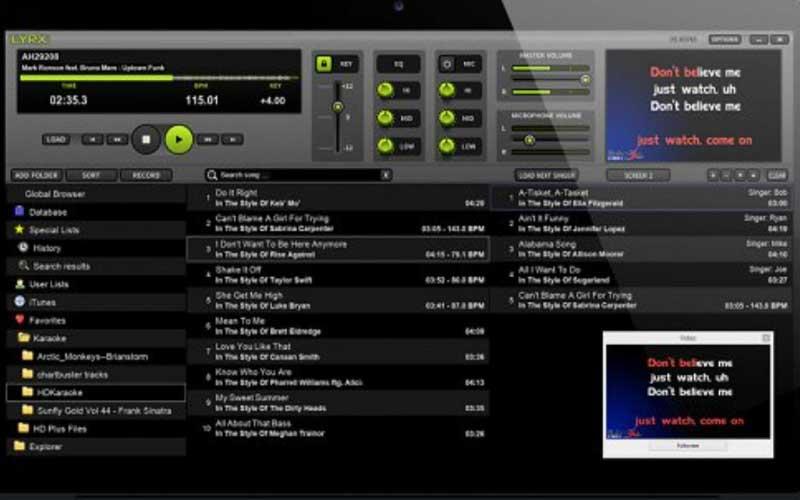 7  Aplikasi Karaoke PC Terbaik 2021