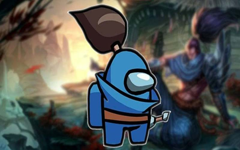 Menggunakan Among Us Avatar Maker