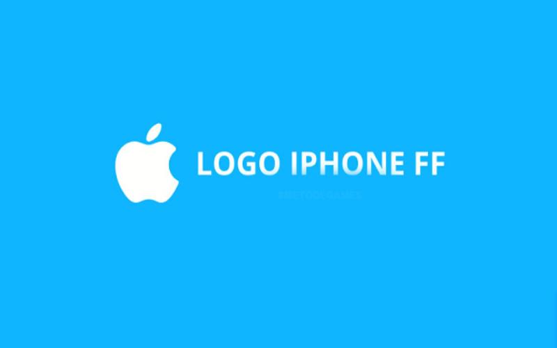 Cara Pasang Logo Iphone FF