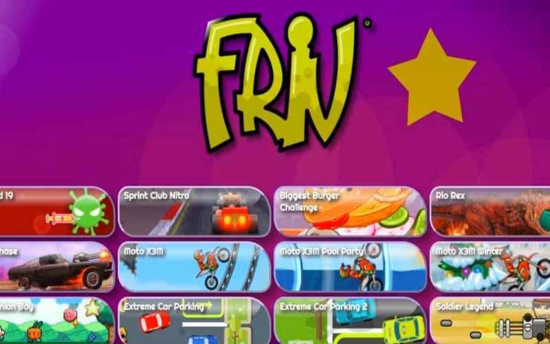 Daftar Game Friv Terbaru, Situs Bermain Game Online Gratis