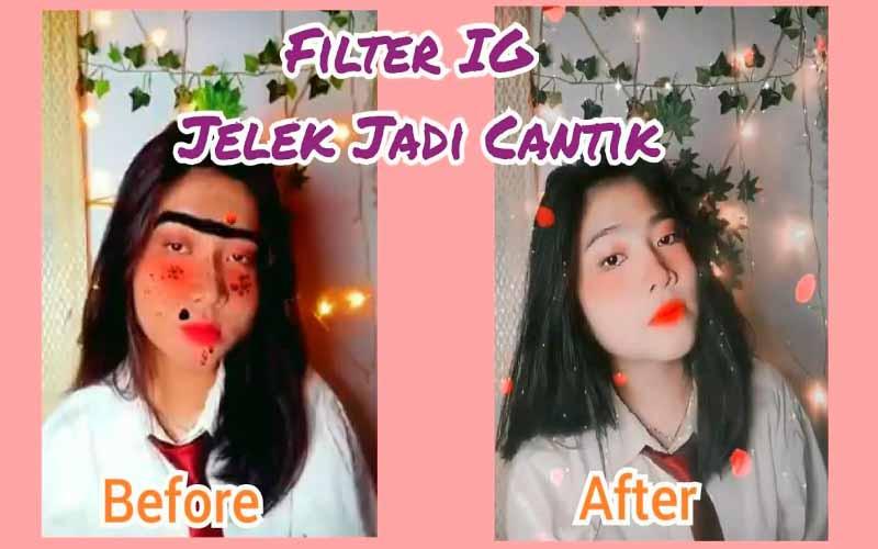 Filter Jelek Jadi Cantik Di Instagram