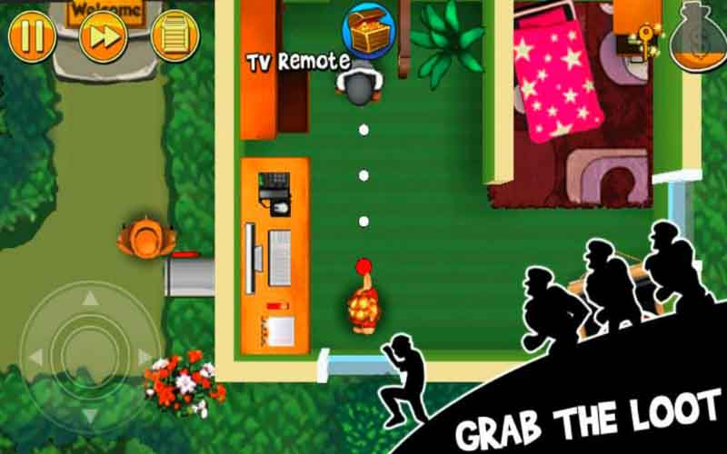 Link Download Robbery Bob Mod Apk Unlimited Money